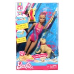 Barbie I Can Be Swimmer Play