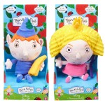 Ben and Holly Talking Plush Asst