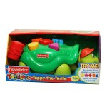 Fisher Price Toddlerz Tappy the Turtle