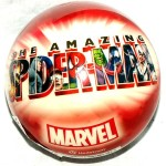 Marvel Heroes Mini Foam Ball