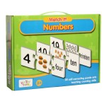 Match It Number Game Puzzle