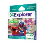 Sesame Explorer Learning Game