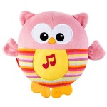 Soothe and Glow Owl Pink