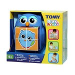 Tomy Mr Owl Puzzle Blocks