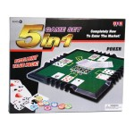 5 in 1 Game Set